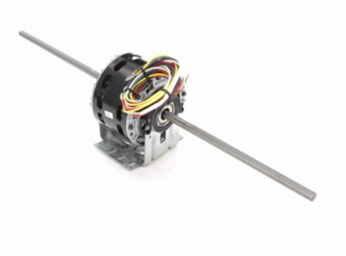 362 5 In. Diameter Double Shaft Motor 1/10-1/15-1/25-1/35 HP