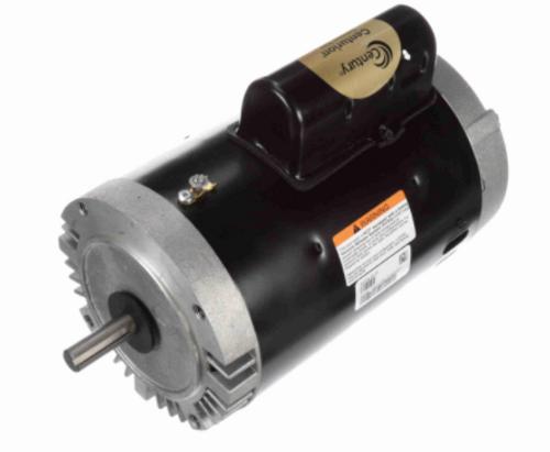 B123 C-Face Pool and Spa Pump Motor 1-1/2 HP