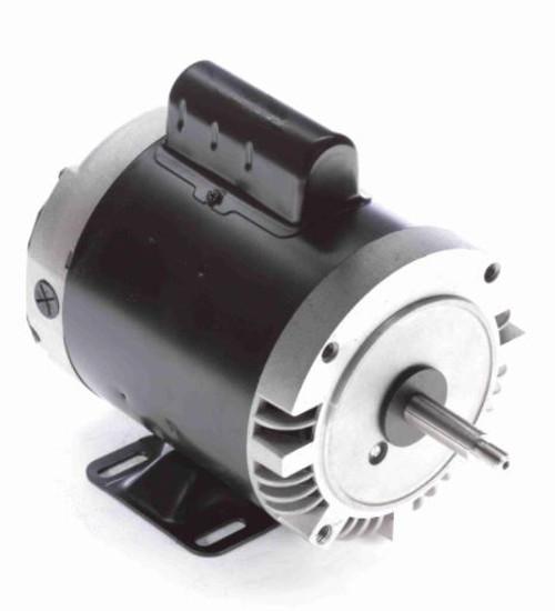 B472 C-Face Dripproof Motor 1/2 HP