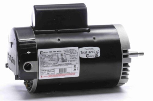 B2979 C-Face Pool and Spa Pump Motor
