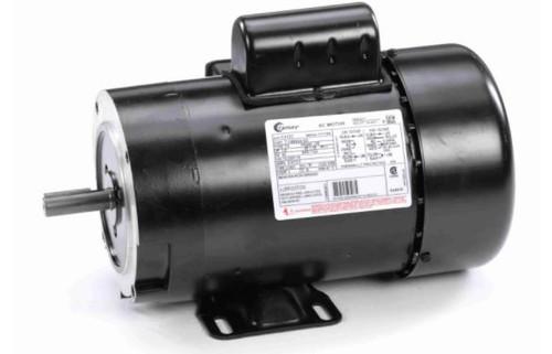 C313C, 1 HP, 1800 RPM, 115/230 V, 12.0/6.0 full load amps, 1.15