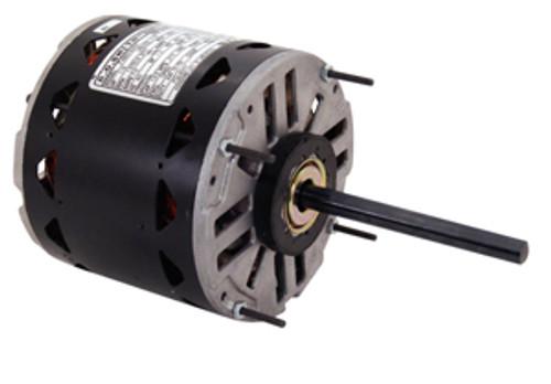 """FDL6001 5-5/8"""" Direct Drive Fan and Blower Motor 5 Speed"""