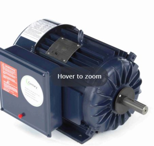 K300 Farm Rated Motor 5 HP