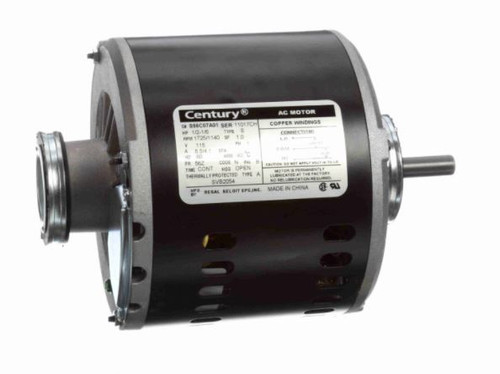 SVB2054 2 Speed Evaporative Cooling Motor 1/2-1/6 HP