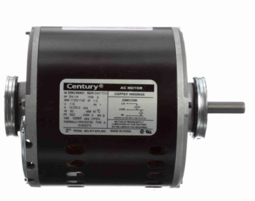 SVB2074 2 Speed Evaporative Cooling Motor 3/4-1/4 HP
