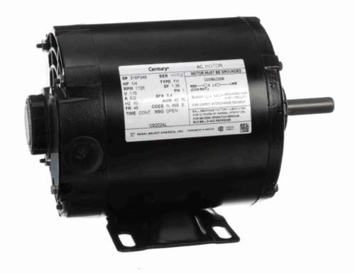 OB2024L Split Phase Rigid Base Motor 1/4 HP