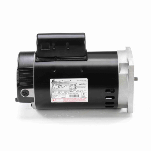 B2748 Square Flange Pool and Spa Motor 2 HP