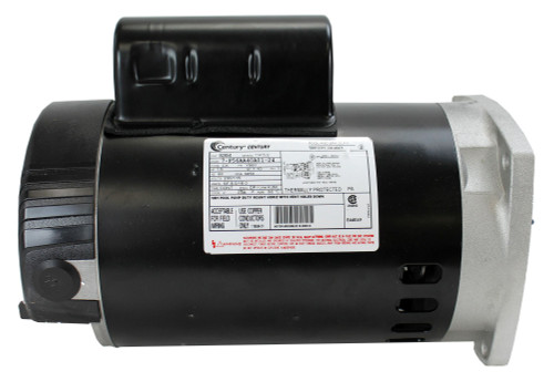B2854 Square Flange Pool Motor 1-1/2 HP
