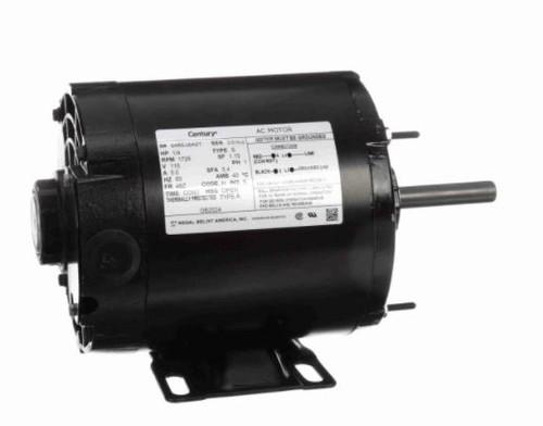 OB2024 Split Phase Rigid Base Motor 1/4 HP