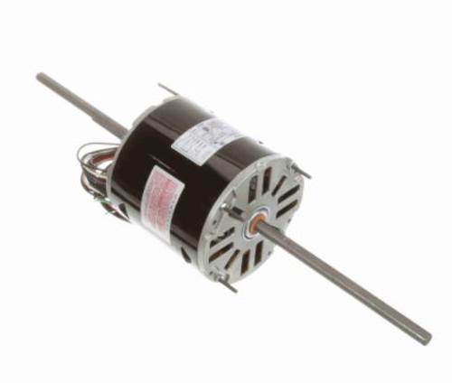 """9600A 5-5/8"""" Diameter Double Shaft Fan/Blower Motor 3/4 HP"""