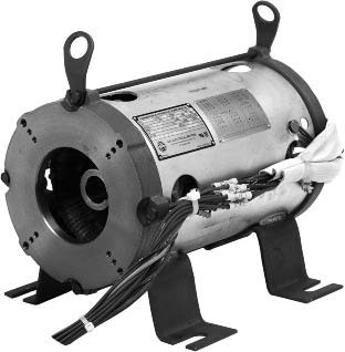 EZ20S1BZ 3 Phase Submersible Elevator Motors Z-Flange 20 HP