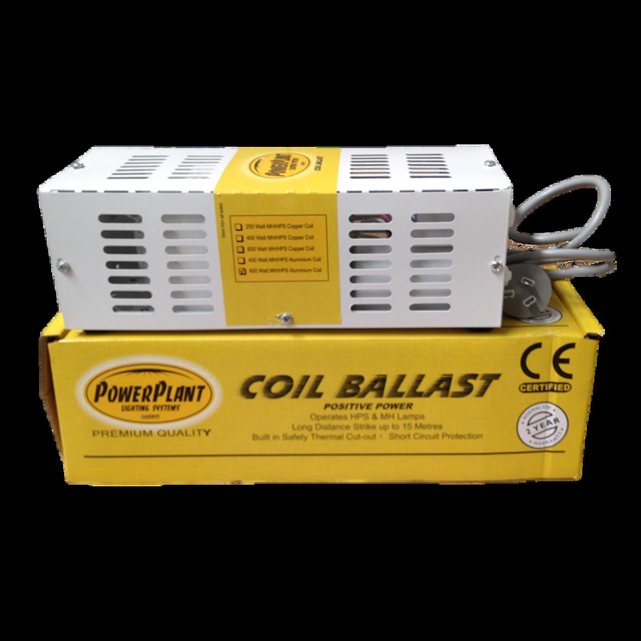 POWERPLANT 175 WATT MH COPPER COIL BALLAST (AUST)