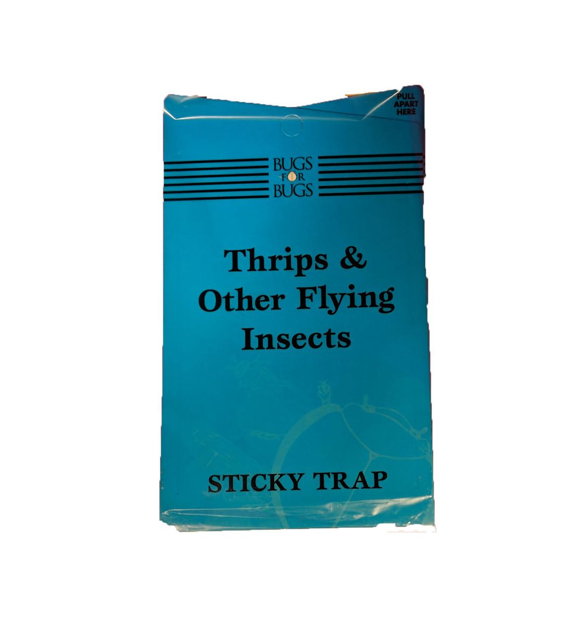 STICKY FLY TRAPS BLUE