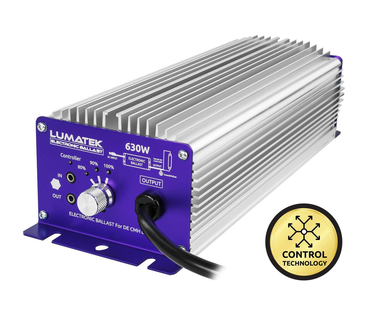 LUMATEK CHM 630 WATT CONTROLLABLE BALLAST