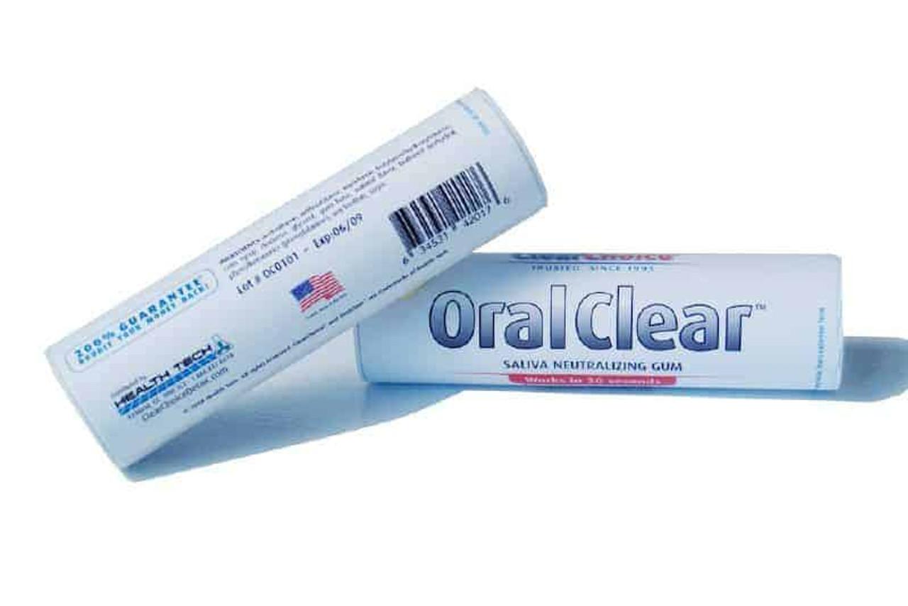 CLEAR CHOICE ORAL NEUTRALIZING GUM