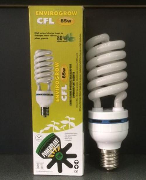 POWERPLANT CFL 85 WATT - 2700K (FLOWER)