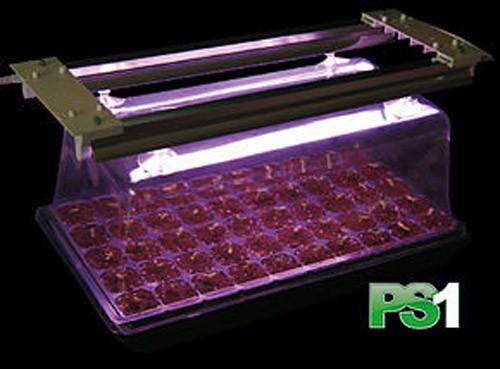 PS-1 - T5 - 2 LIGHT KIT WITH BIOTROPIC PURPLE 8500K LAMPS