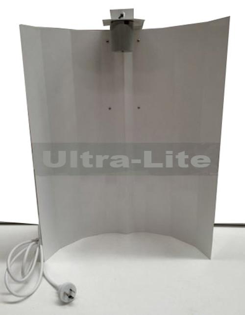 ULTRA-LITE LARGE 650MM X 550MM WHITE