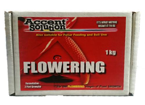 ACCENT FLOWERING FORMULA 1 KG POWDER PACK A & B