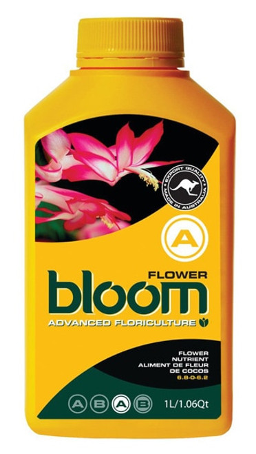 BLOOM - FLOWER A & B - ONE LITRE SET