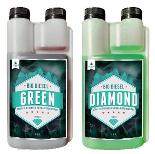 GREEN DIAMOND A + B TWENTY LITRE SET