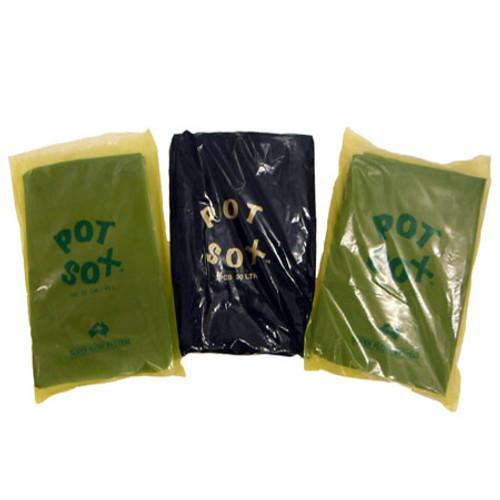 POT-SOX ORIGINAL 30 LITRE - 17 INCH THREE PACK
