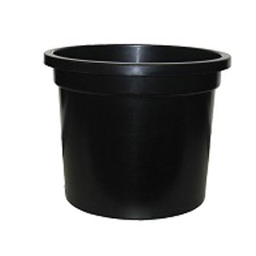 330MM STANDARD BLACK BUCKET NO HOLE 18L