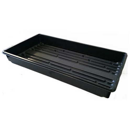 PROPAGATOR BUDGET SOLID NO HOLES BASE TRAY 53 X 27CM EACH