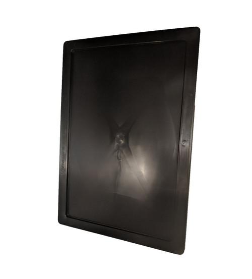 CROP-BOX BLACK LID TO SUIT CROPBOX TANKS