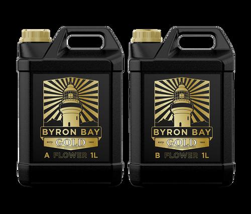 BYRON BAY GOLD FLOWER A+B
