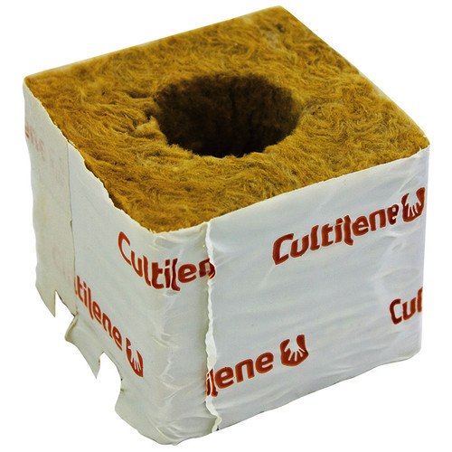 CULTILENE WRAPPED CUBE 75 X 75MM (HOLE 38/35)
