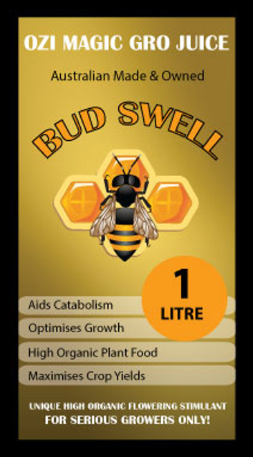 BUDSWELL ONE LITRE