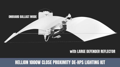 ADJUST-A-WINGS HELLION DE 1000W HPS LIGHT KIT