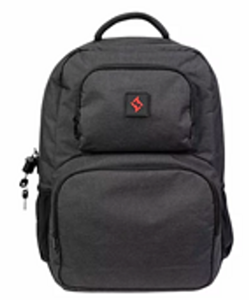 ZERO CARLO BACKPACK CHARCOAL