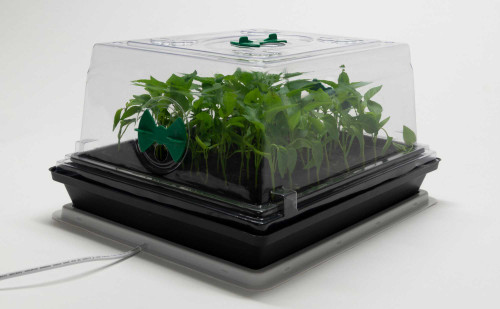 HEAT N GROW PROPAGATION SET 3 PART LID LATTICE CATCHMENT