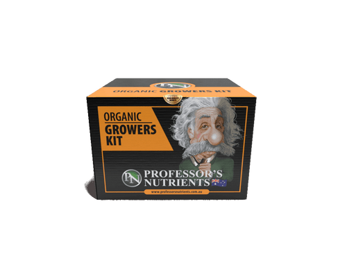 PROFESSOR'S ORGANIC GROWERS KIT
