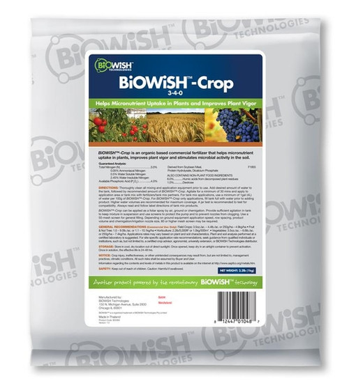 BIOWISH HYDROPONIC - CROP SOLUABLE (16:40) ONE KG