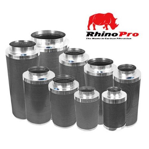 RHINO PRO CARBON FILTER 200MM X 500MM (205 L/S - 738 M3/HR)