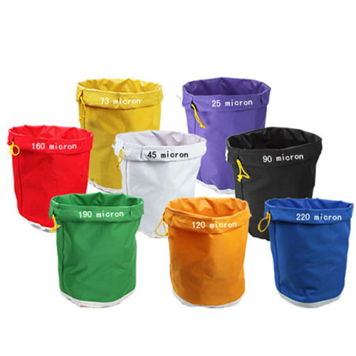 COLD FILTER BAG FIVE GAL X 5 BAG KIT 25-73-120-160-220micron