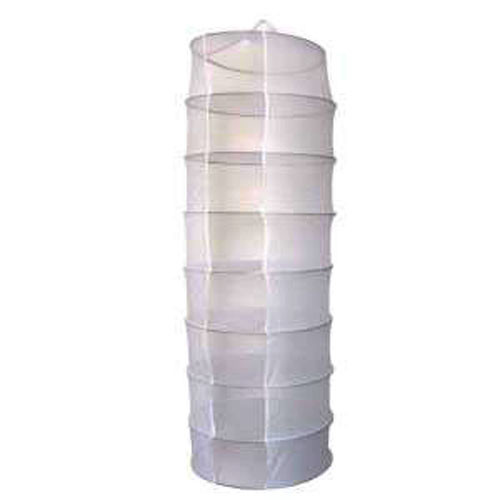DRYING RACK CLOSED EIGHT LAYER 10KG CAPACITY