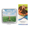 Allergy Elimination 4 Pets: Cat Basic Kit with Cat Vaccine Vial + The Allergic Pet Book