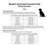 Myristin Special Canine NEW Formula (400 tabs)