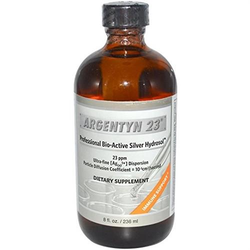 Bio-Active Silver Hydrosol 8oz.