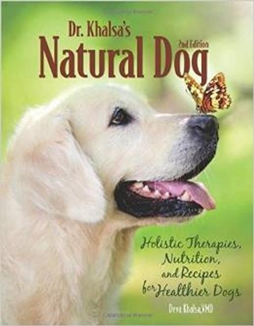Dr Khalsa's Natural Dog Book