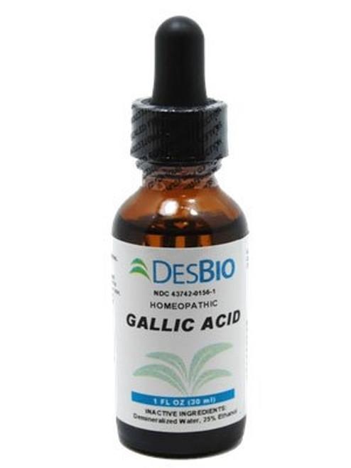 Gallic Acid Remedy