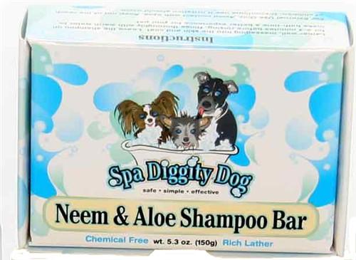 Neem & Aloe Shampoo Bar