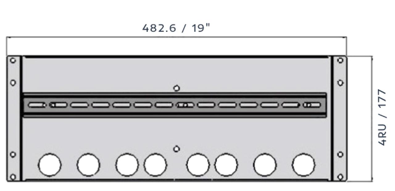 DBB424E: Internal Dimensions