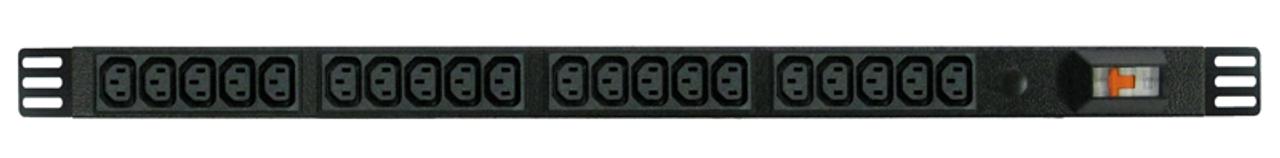PDU: 20x Outlets | IEC C13 | 0.7m Vertical
