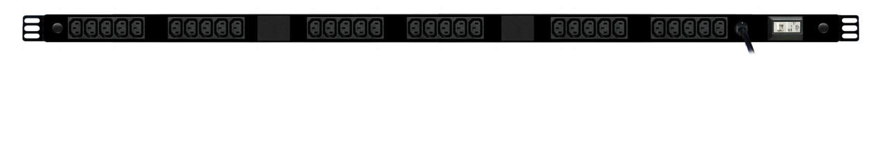 PDU: 30x Outlets   IEC C13   1.3m Vertical