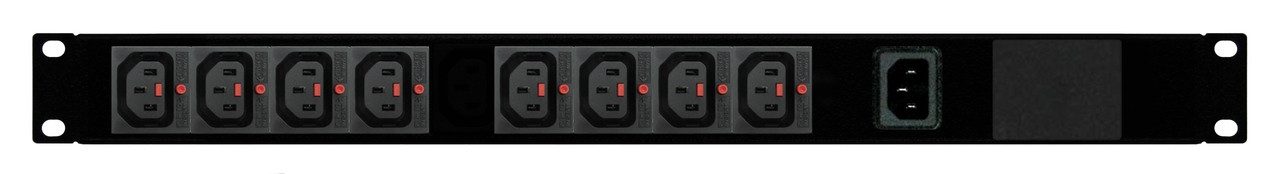 PK081-A1X04 : with no overload protection - suitable for connection to UPS or other upstream protection